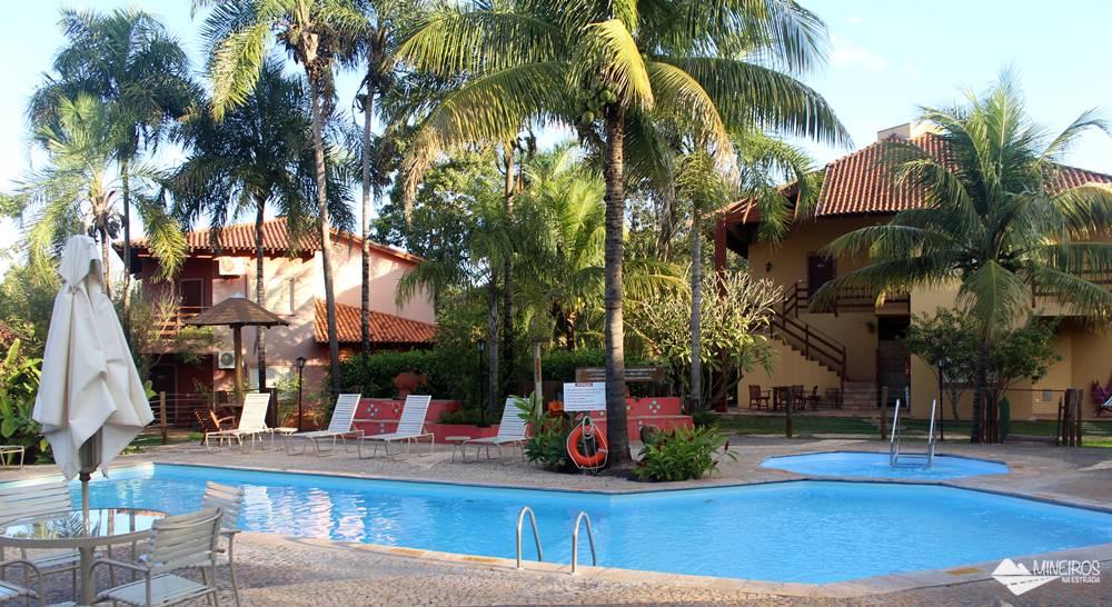 Hotel Àguas de Bonito, uma excelente opção de hospedagem em Bonito (MS).