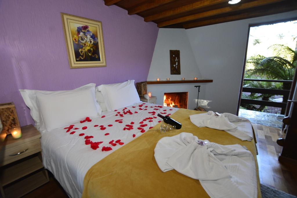 Hotel Pião Mineiro, em Monte Verde