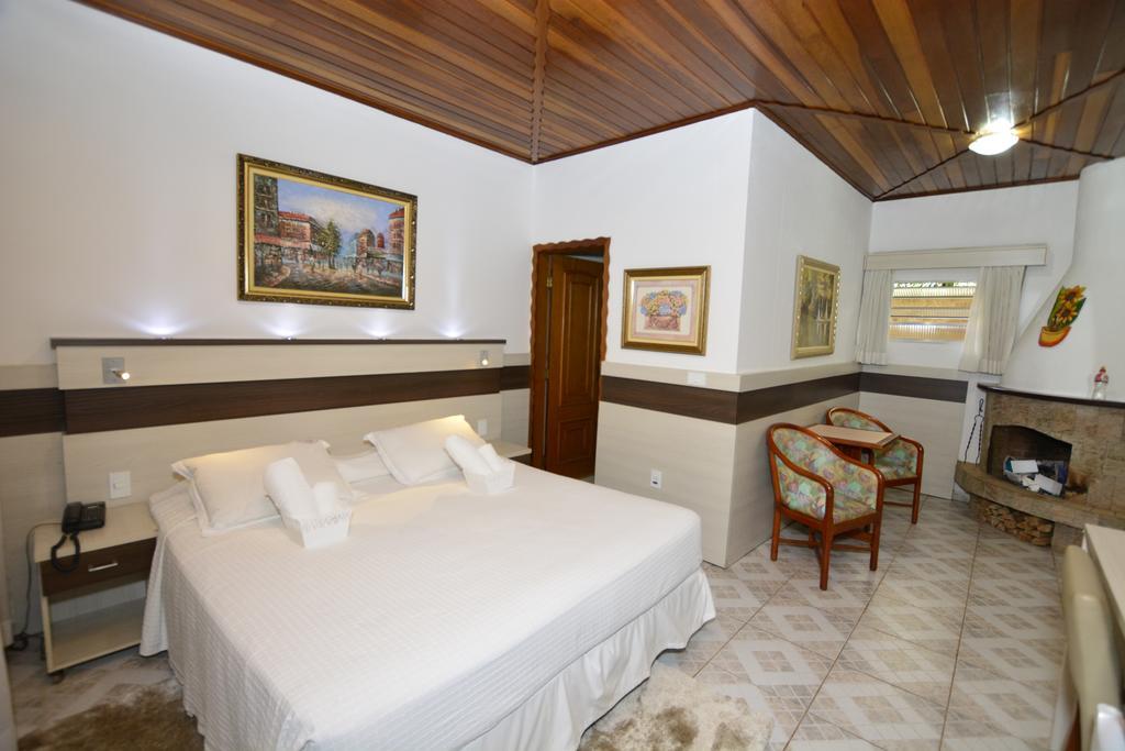 Hotel Portal das Videiras, em Monte Verde