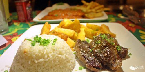 Onde comer em Bonito: Taboa Bar
