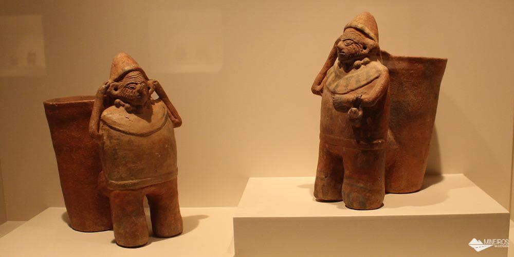O Museu de Arte Precolombino tem mais de 400 obras que mostram a história do Peru desde o ano 1250 aC, tudo de maneira muito organizada, em 11 salas.