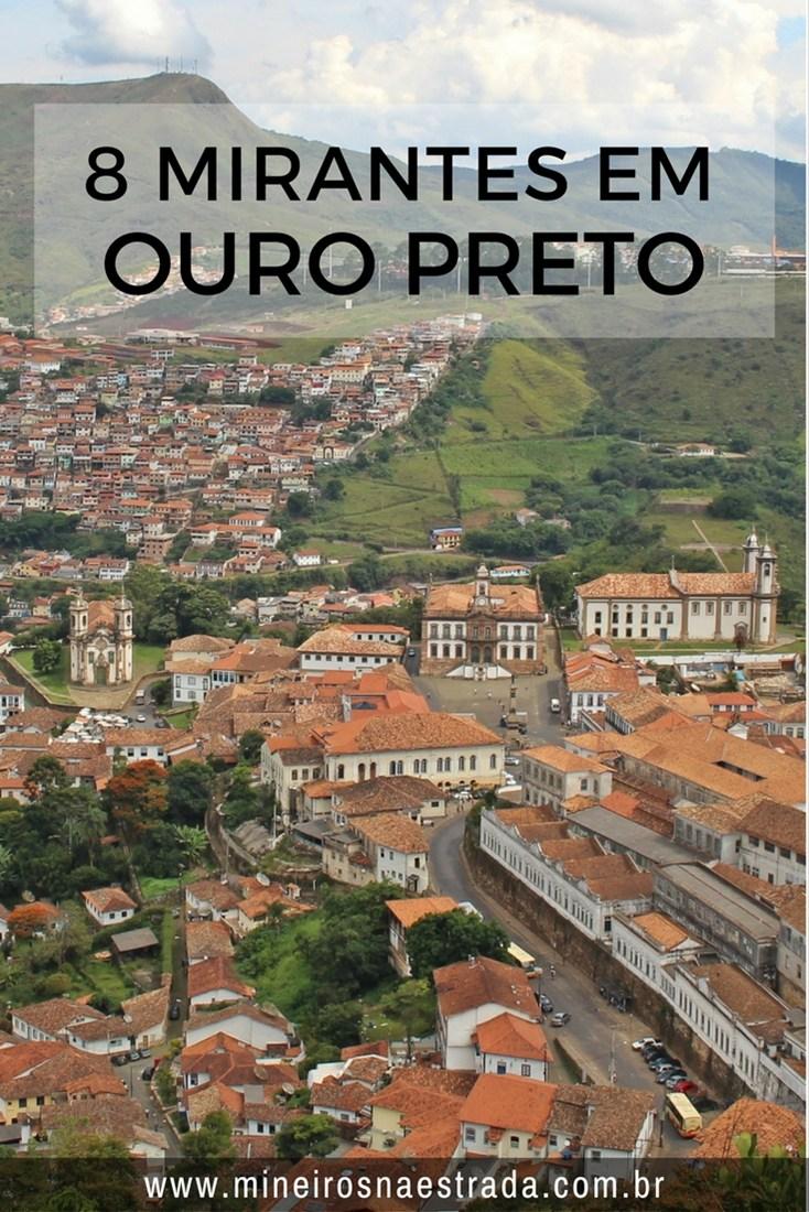 Para quem ama um mirante, a gente separou oito lugares para ver Ouro Preto de cima: alguns com vista parcial e outros com vista bem ampla.