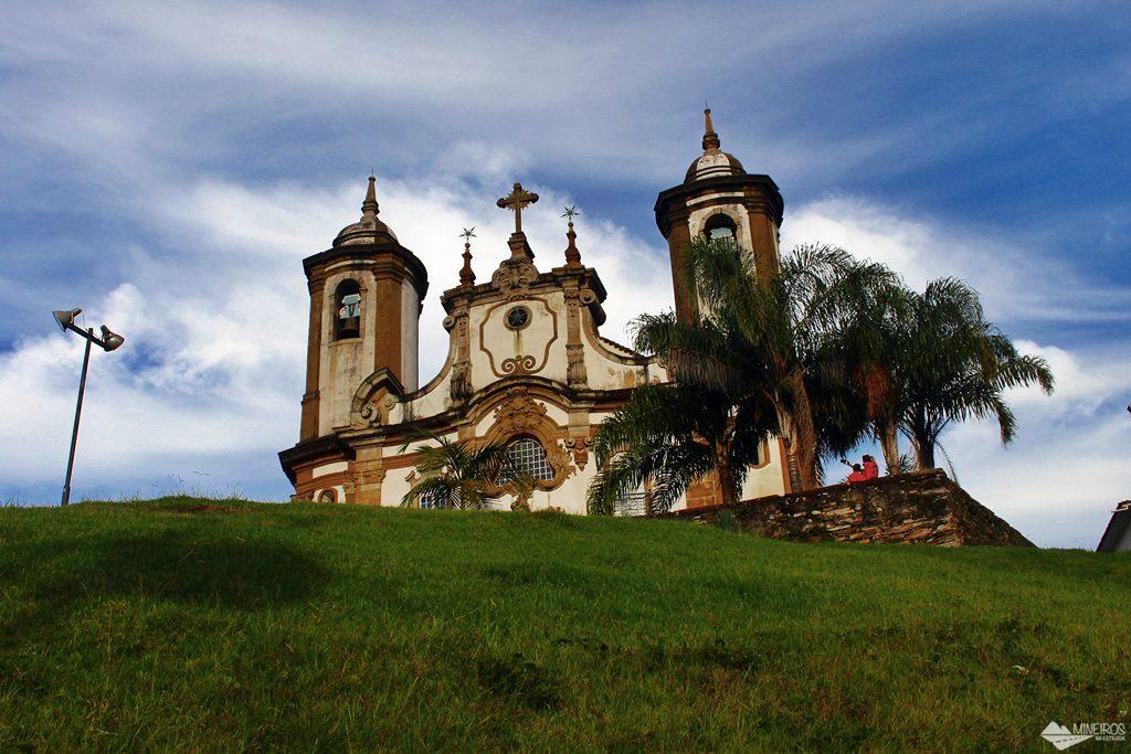 igreja do carmo ouro preto