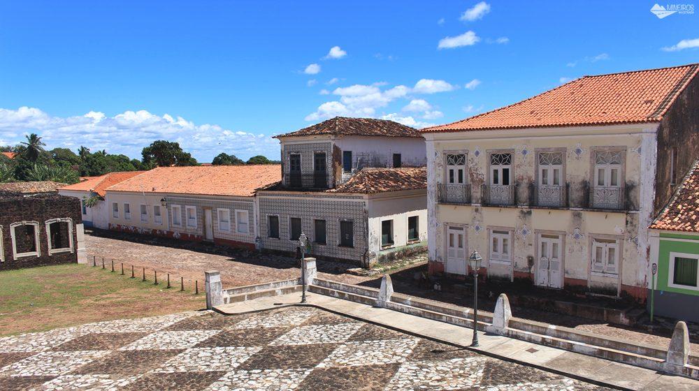Alcântara é uma cidade histórica que fica a 1 hora e 40 minutos de barco de São Luís, no Maranhão. Em um dia inteiro dá para conhecer o básico da cidade, que tem um centro histórico bem preservado.