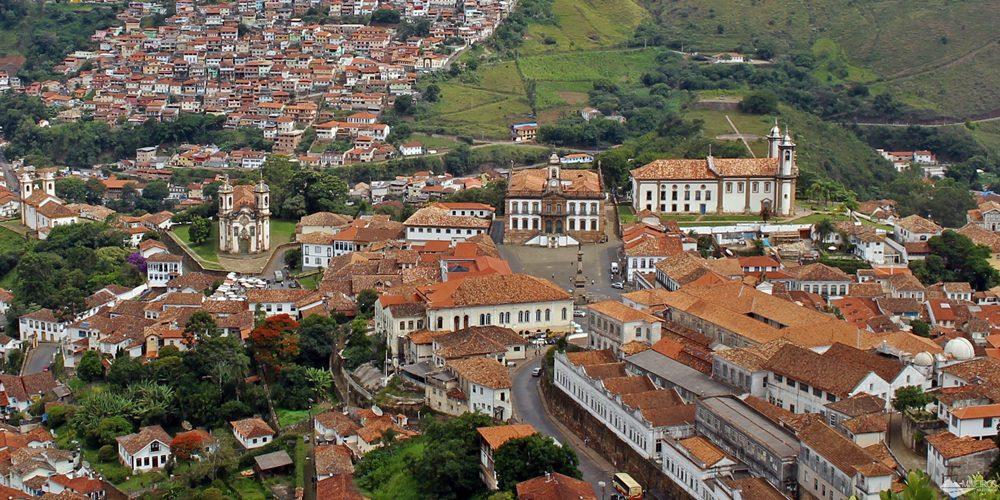 Igrejas são grandes atrações em Ouro Preto. Das mais singelas às mais adornadas, veja 19 igrejas, capelas e passos para conhecer na cidade.