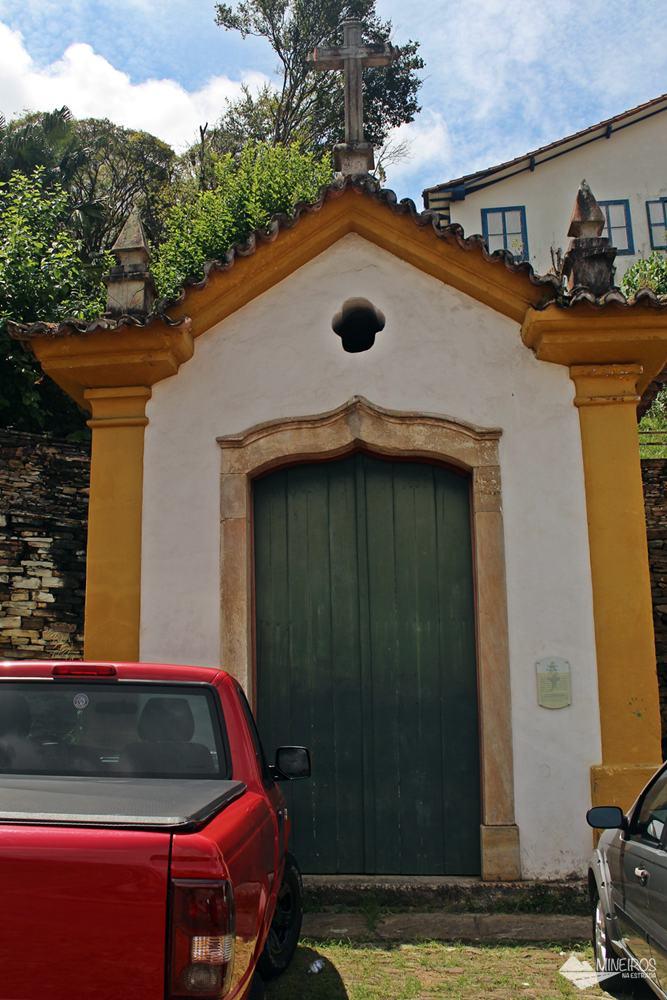 Passo da Ponte Seca, em Ouro Preto.