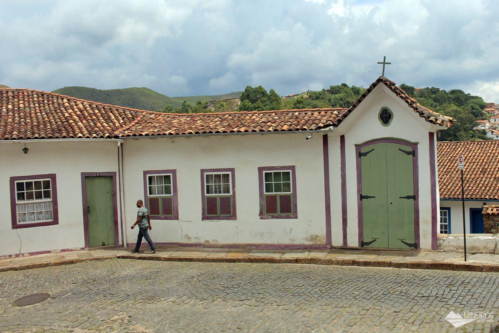 Passo da Flagelação, em Ouro Preto.