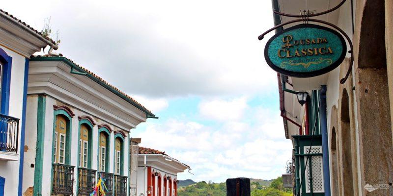 Onde ficar em Ouro Preto: Pousada Clássica