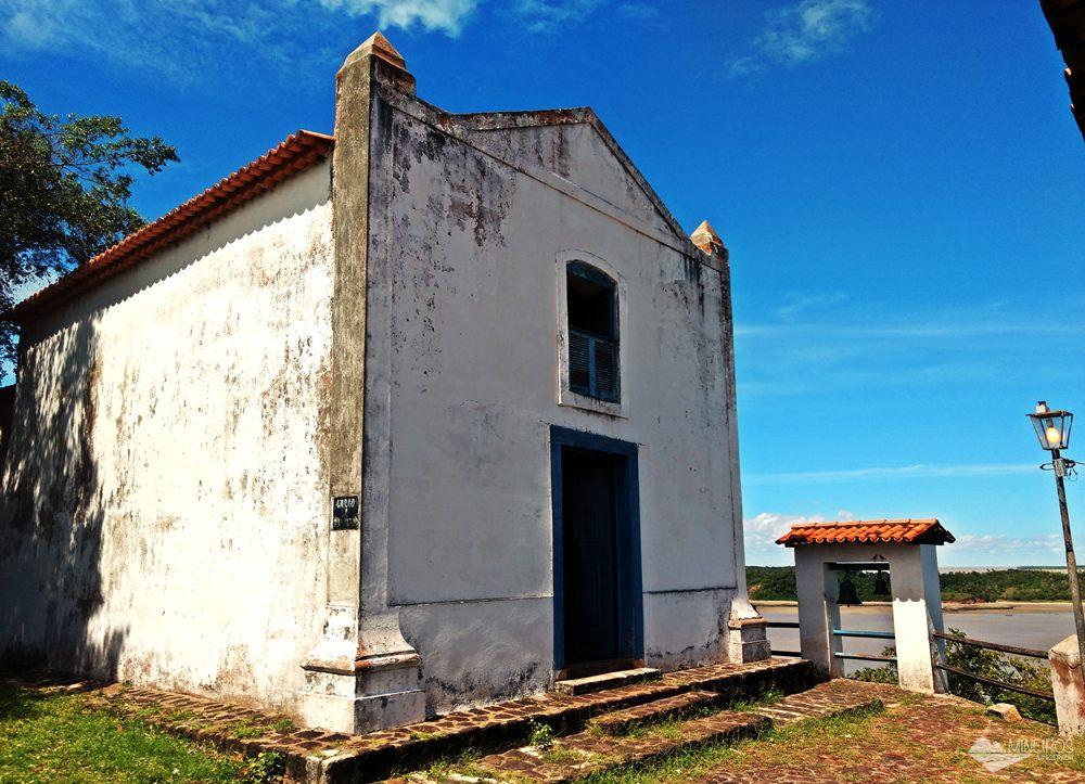 Igreja do Desterro, em Alcântara.