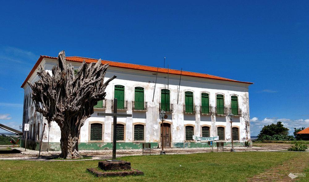 Casa de Câmara e Cadeia de Alcântara