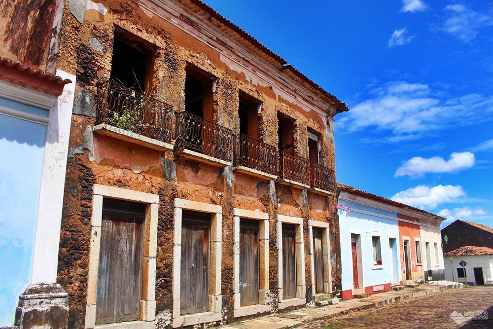 Casa de Clóvis Beviláqua, em Alcântara.