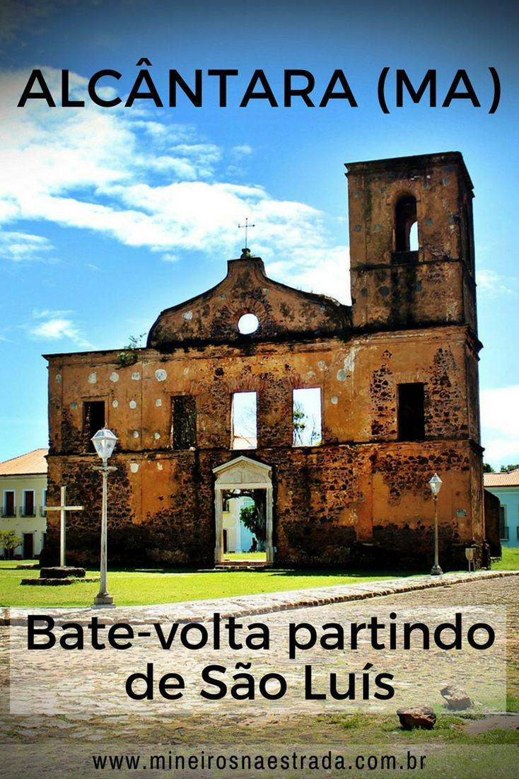 Como foi nosso passeio bate-volta para Alcântara, uma cidade histórica repleta de ruínas coloniais, localizada a uma hora e quarenta minutos de São Luís, capital do Maranhão.