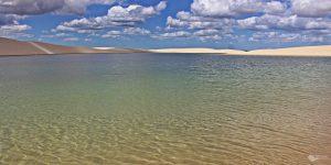 Parque Nacional dos Lençóis Maranhenses: Canto do Atins