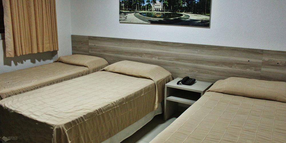 O Hotel Julieta é uma opção econômica a poucos metros da Praia de Boa Viagem, em Recife.