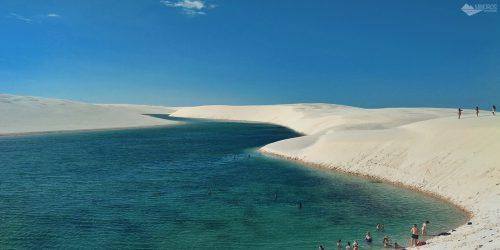 Parque Nacional dos Lençóis Maranhenses: o Circuito Lagoa Azul