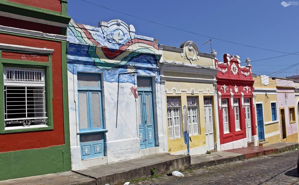 Casario colonial Olinda