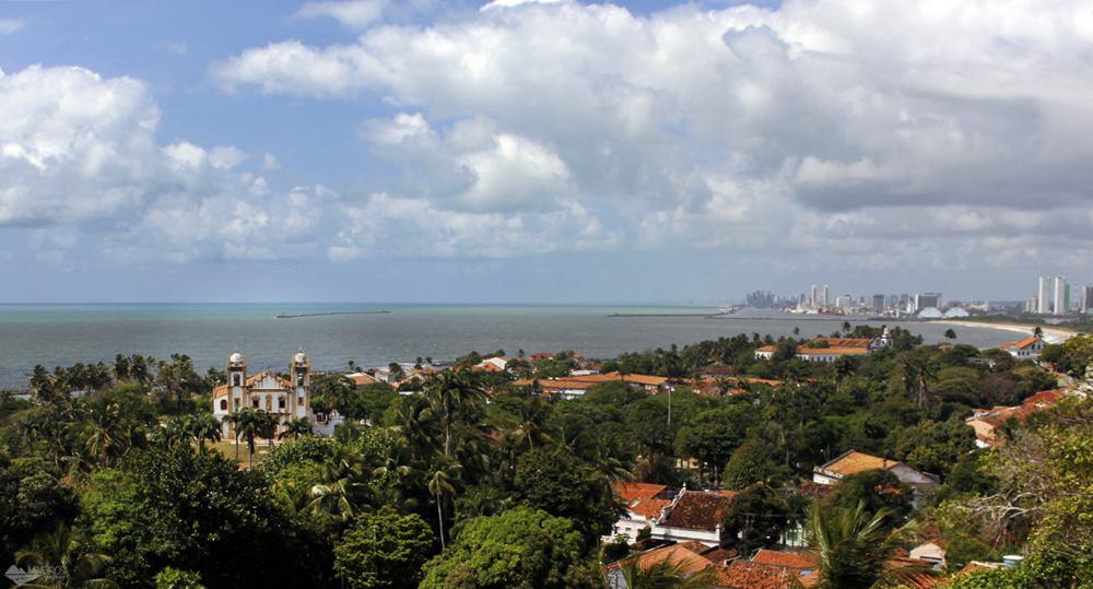 Vista de Olinda