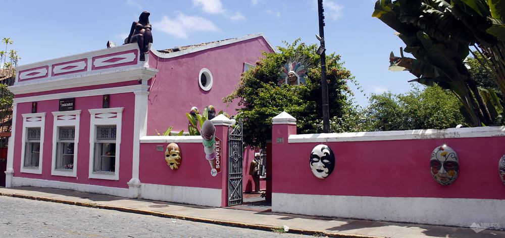 Imaginário Brasileiro, artesanato em Olinda
