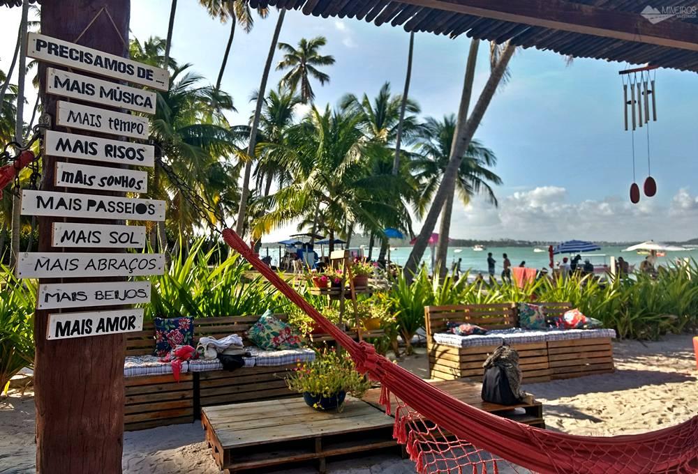 Restaurante Bora-Bora - Praia dos Carneiros