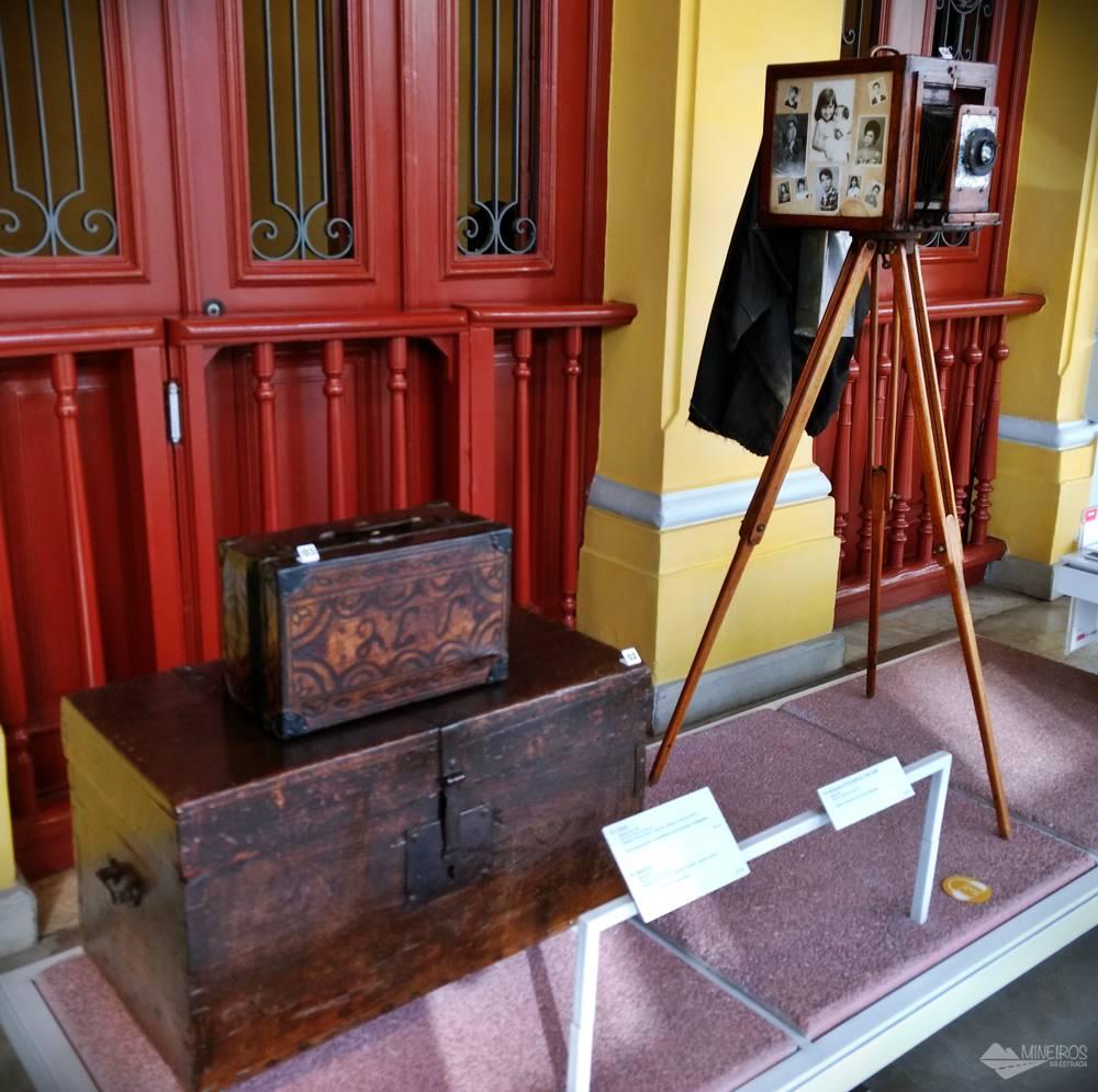 Museu de Artes e Ofícios - lambe-lambe
