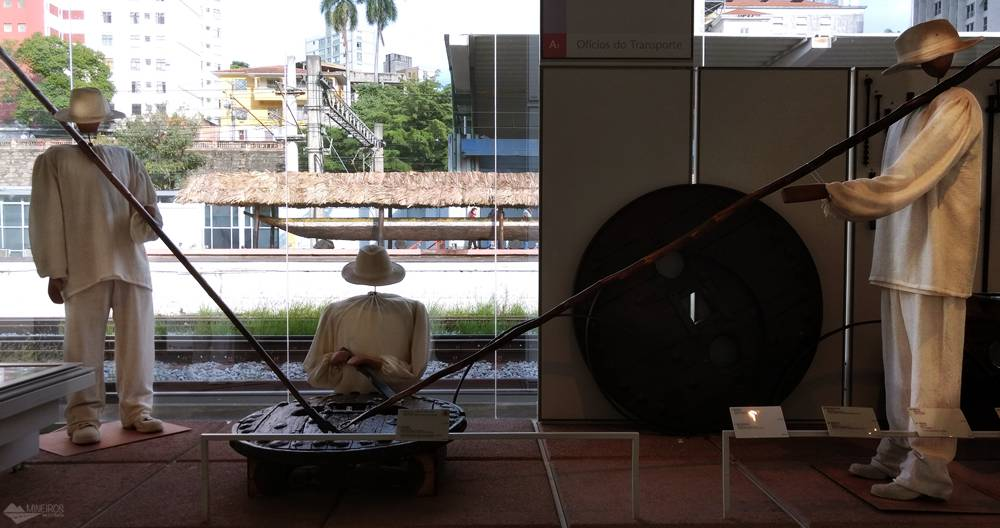 Museu de Artes e Ofícios - carpinteiro de roda