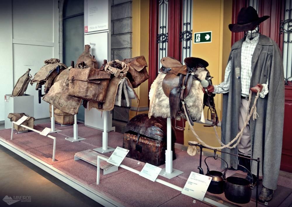 Museu de Artes e Ofícios - tropeiro