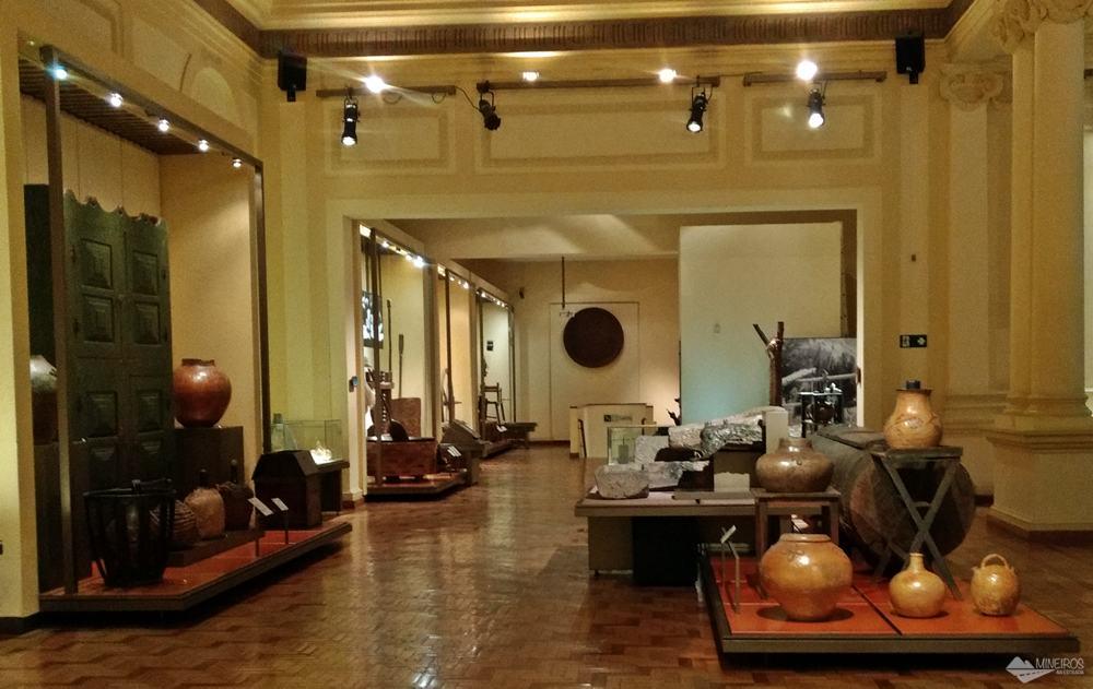 Museu de Artes e Ofícios - carregador