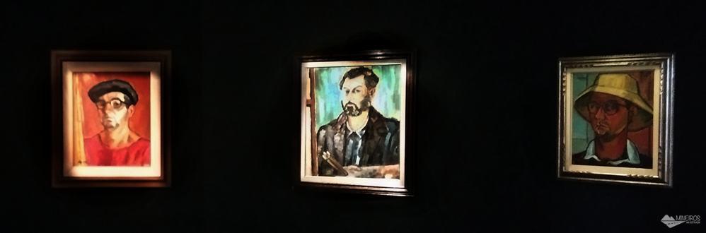 O Museu Inimá de Paula expõe cerca de 100 telas do pintor mineiro em um belo prédio histórico de Belo Horizonte.