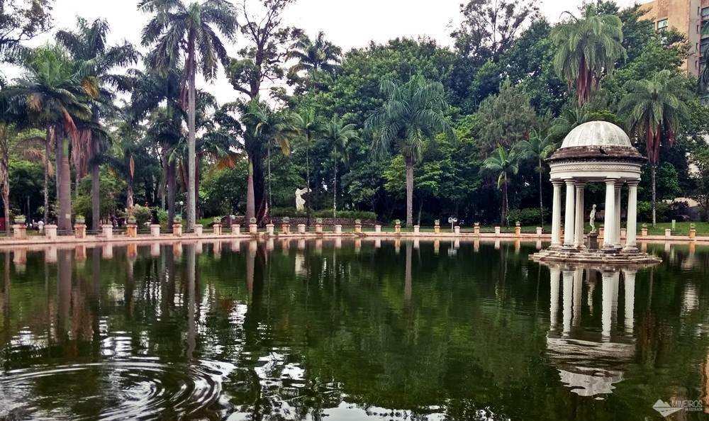 Resultado de imagem para parque municipal belo horizonte