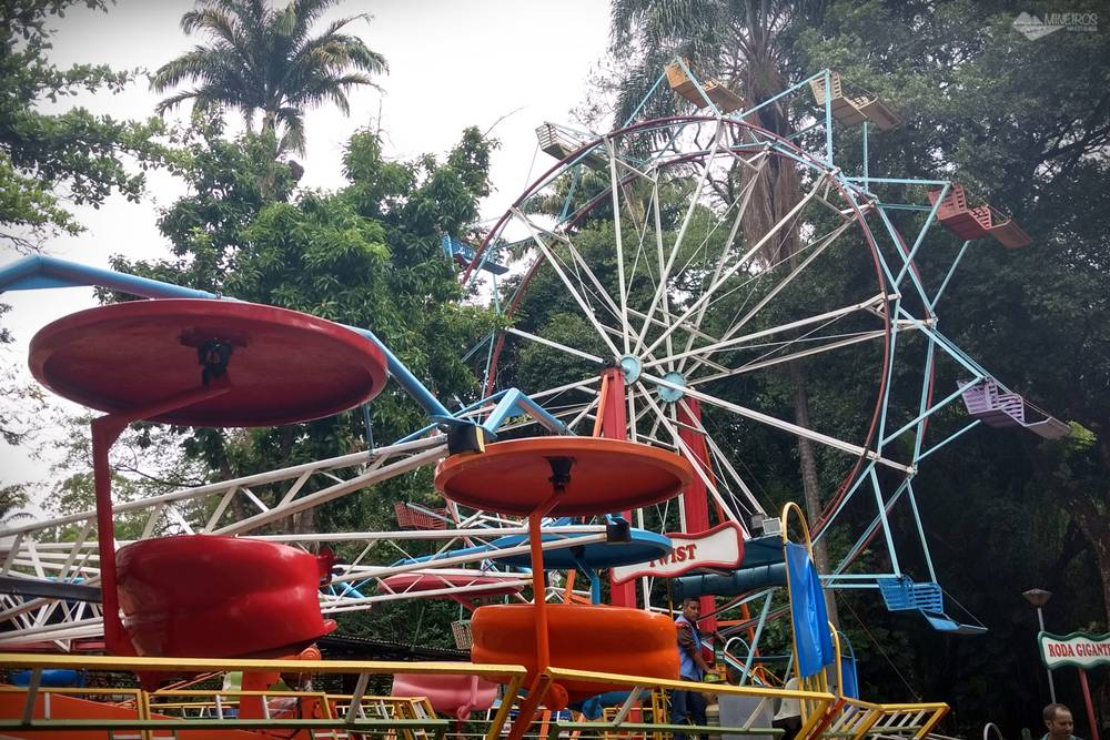 O Parque Municipal de Belo Horizonte foi fundado em 1897 e tem 182 mil m², com brinquedos, quadras, pista de corrida e muito mais.