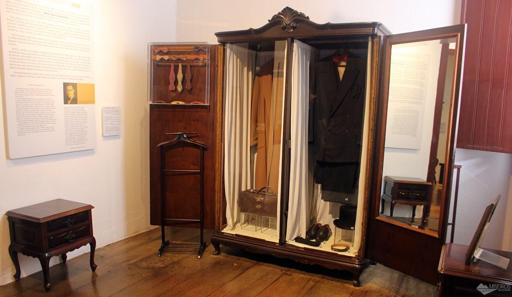 Museu Casa Guimarães Rosa, em Cordisburgo