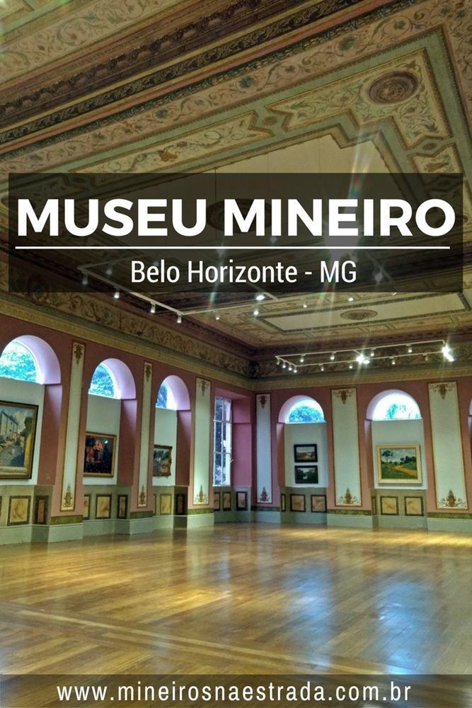 O Museu Mineiro faz parte do Circuito Cultural da Praça da Liberdade. Funciona no antigo prédio do Senado Mineiro, em Belo Horizonte.