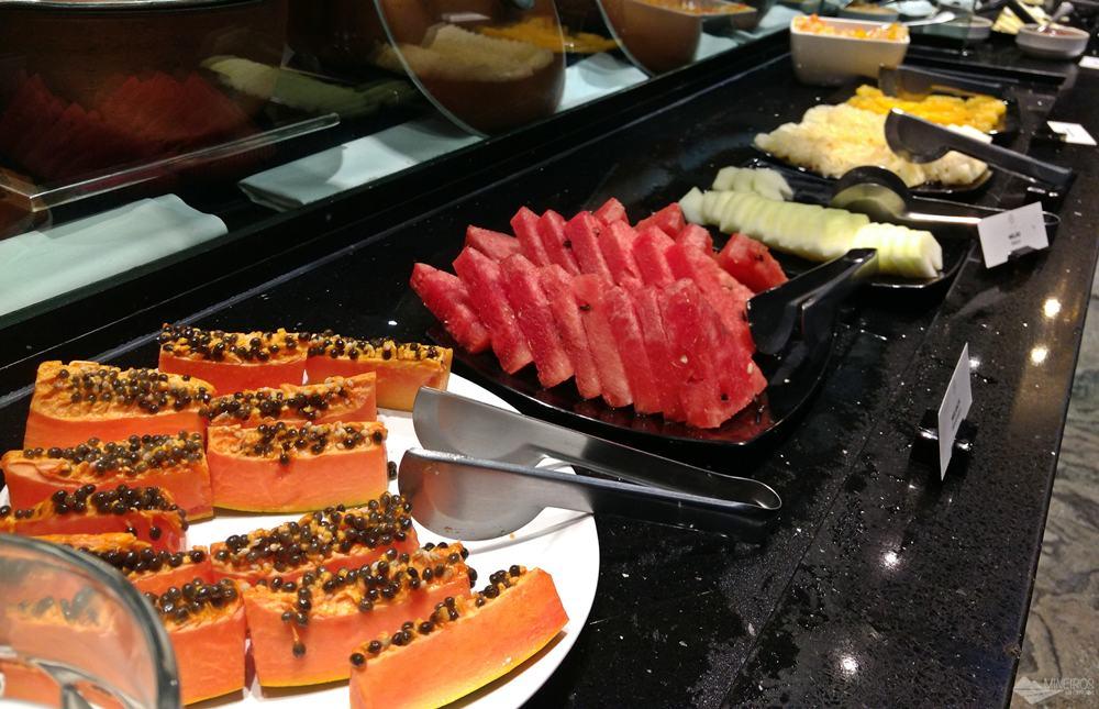Café da manhã do Ouro Mina
