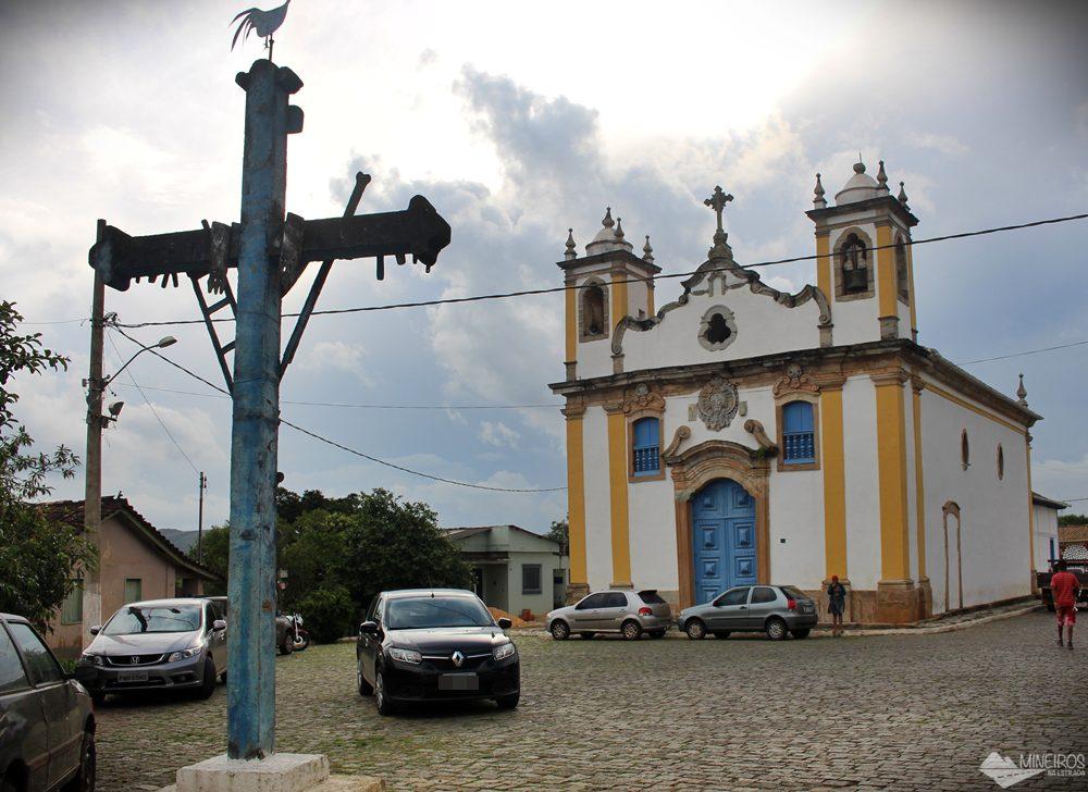 Igreja de Santo Antônio, em Itaitaia.