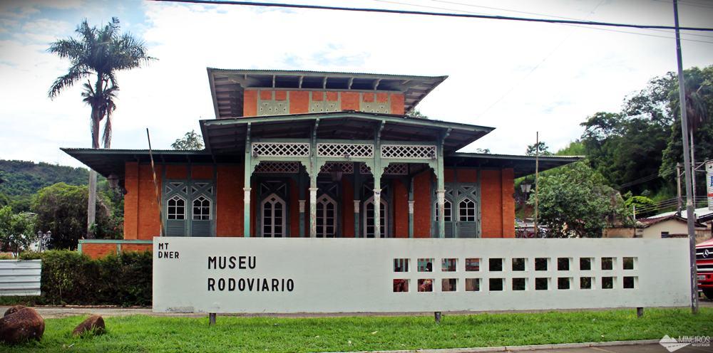 Museu Rodoviário , em Comendador Levy Gasparian