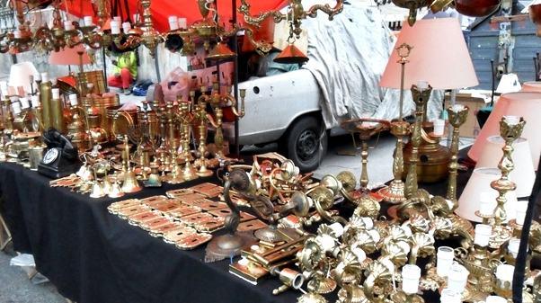 Feira Trsitan Narvaja Montevideu Uruguai