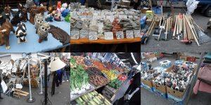 Montevidéu: a Feira Tristán Narvaja, onde de tudo se encontra