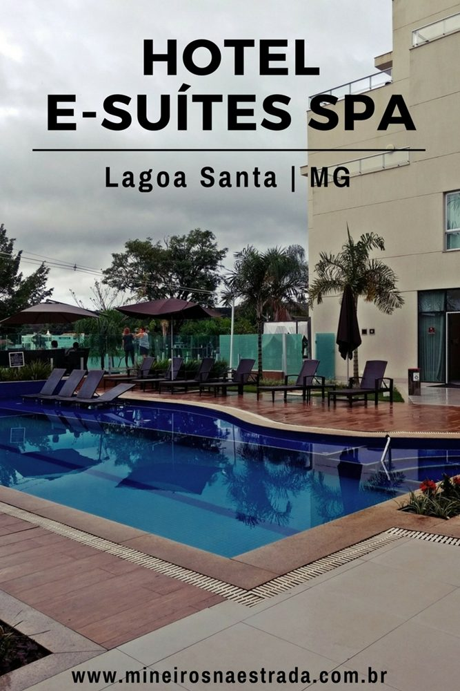 O Hotel E-Suítes SPA Lagoa Santa fica na orla da lagoa e oferece um ótimo serviço. É uma boa opção para quem quer percorrer a Rota das Grutas.