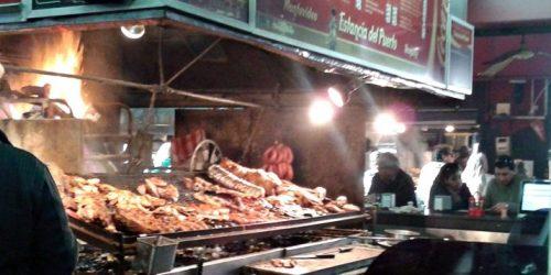 Passeio pelo Mercado do Porto e região, em Montevidéu