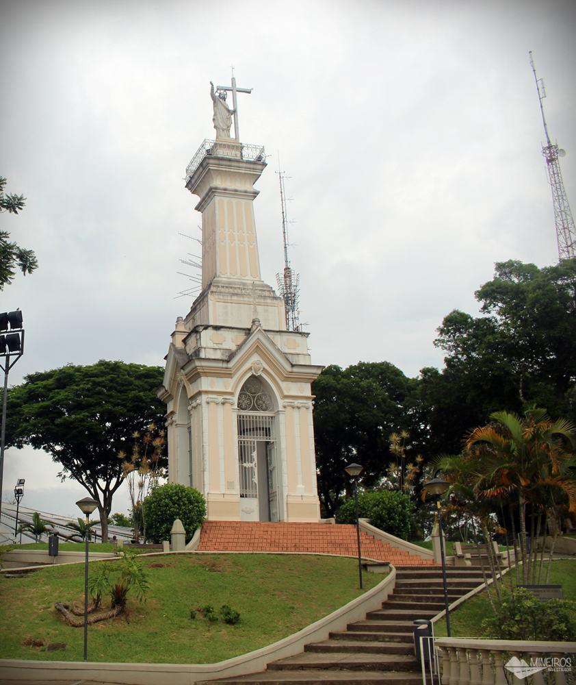 Morro do Cristo, ou Morro do Imperador, em Juiz de Fora.