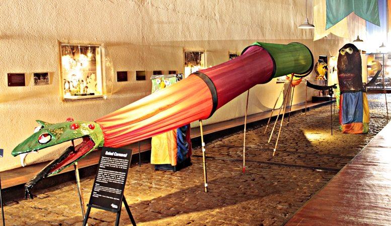 Museu do Carnaval, em Montevideu.