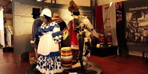 O Museu do Carnaval, em Montevidéu