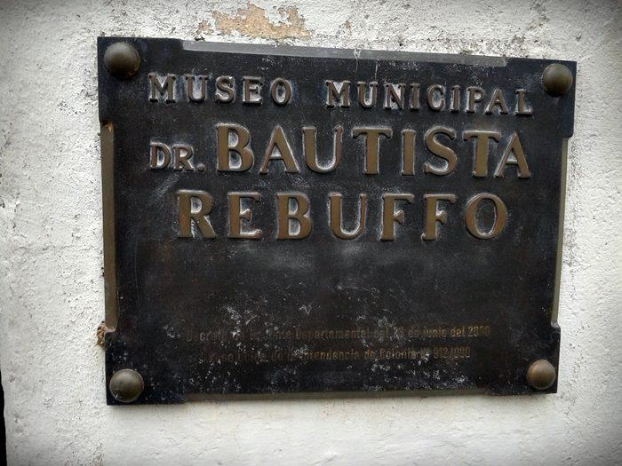 O que fazer em Colonia del Sacramento.Museu Municial Bautista Rebuffo.