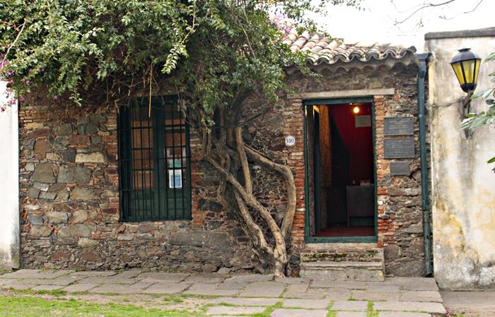 O que fazer em Colonia del Sacramento. Museu Casa de Nacarello.Museu do Período Histórico Português.