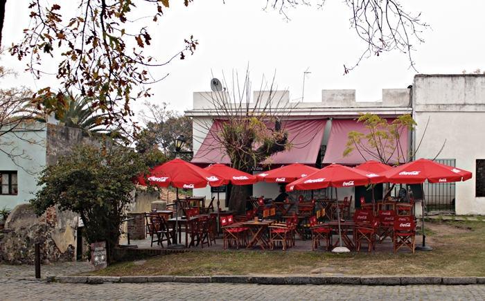 O que fazer em Colonia del Sacramento. Onde comer.