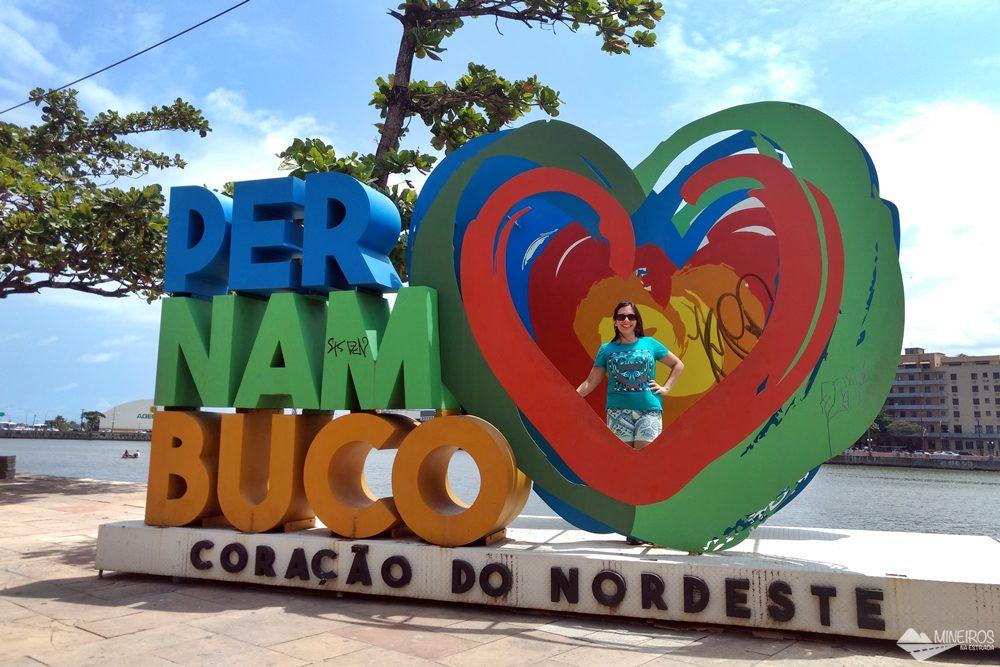 Letreiro Pernambuco