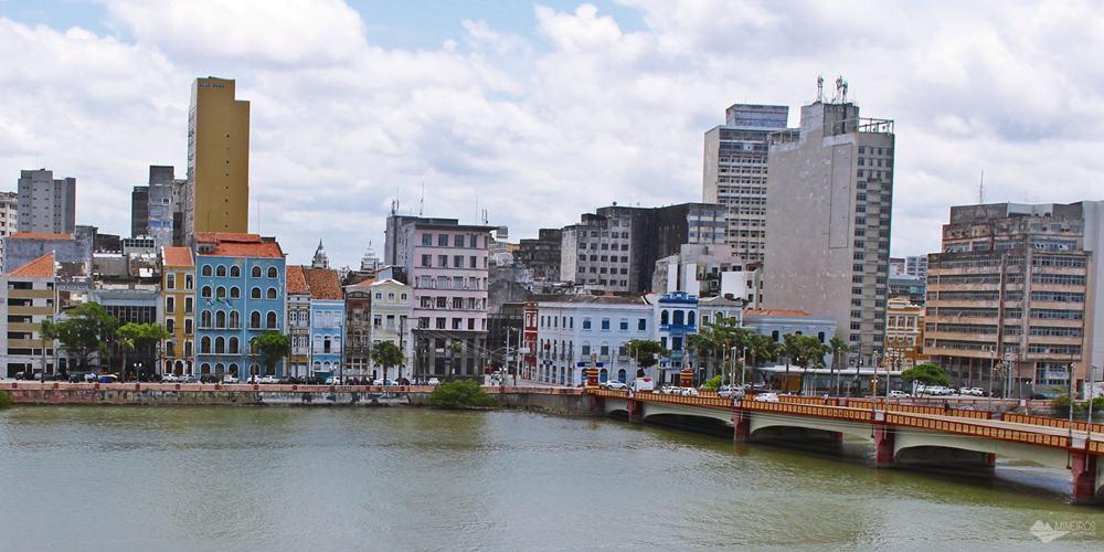 Ponte Maurício de Nassau - Recife Antigo