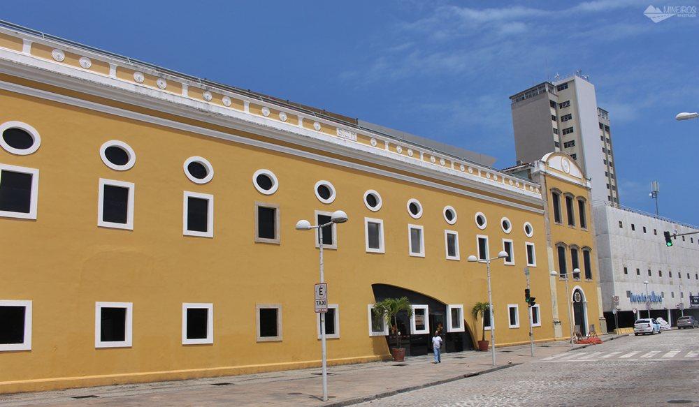Paço da Alfândega, Recife