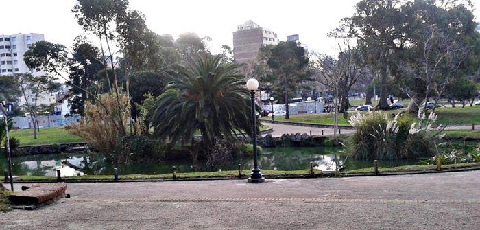 Parque Rodo Montevidéu