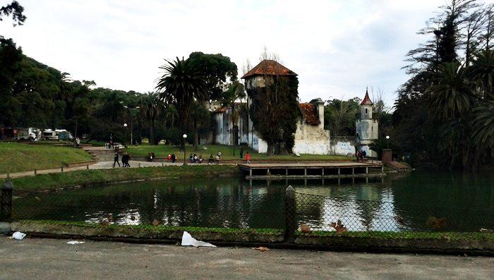Parque Rodó Montevidéu